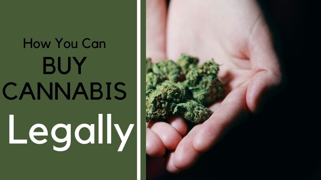 how you can buy cannabis legally