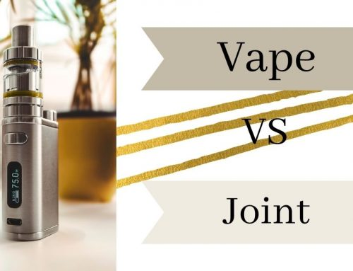 5 Reasons to Choose Vaping Cannabis Over Smoking it