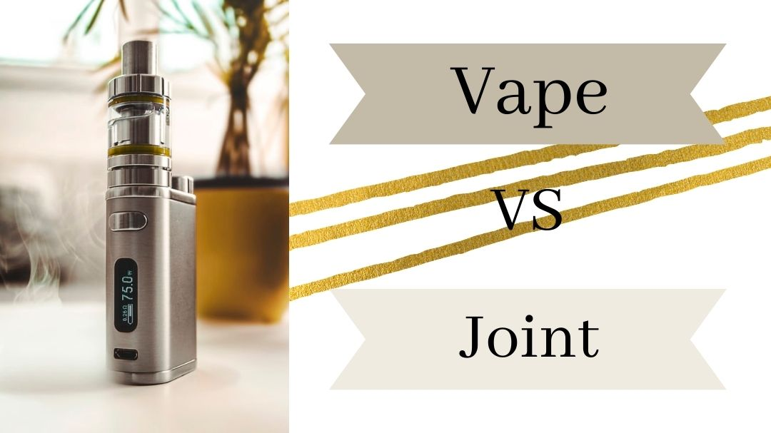 Why Vaping Cannabis is Better Than Smoking it